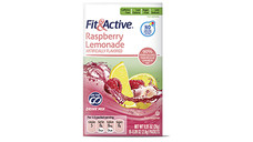 Fit and Active Raspberry Lemonade Drink Mix Sticks. View Details.