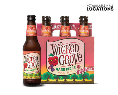 Wicked Grove Berry Hard Cider