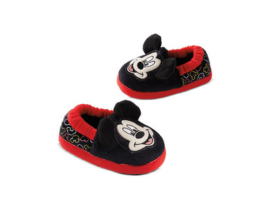 Children's Licensed Slippers View 1