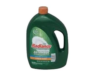 Radiance Citrus Automatic Dish Detergent -Gel