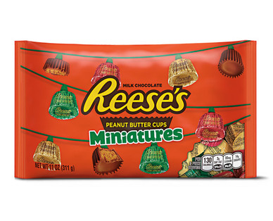 Hershey's Reese's Miniatures