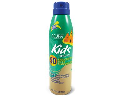 Lacura Kids SPF 50 Sunscreen Spray