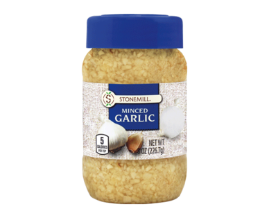 Stonemill Minced Garlic in Water