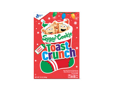 General Mills Chocolate Lucky Charms or Sugar Cookie Toast Crunch View 2