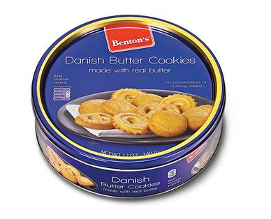 Benton's Danish Butter Cookie