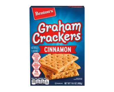 Benton's Cinnamon Graham Crackers