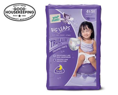 Little Journey Girl's Training Pants 4T/5T