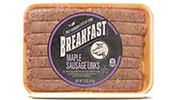 Maple Pork Breakfast Links