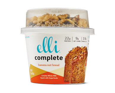 Elli Complete Whole Milk Quark with Superfoods View 2