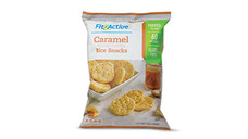 Fit and Active Caramel Rice Snacks. View Details.