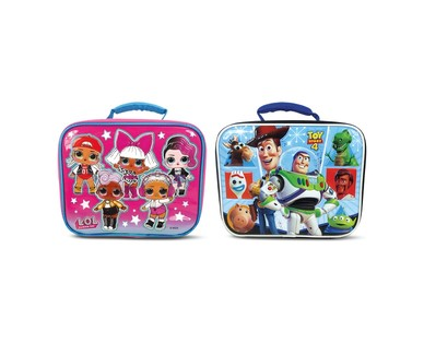 Kid's Licensed Lunch Bag View 3