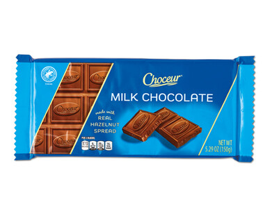 Choceur Milk Chocolate Bar