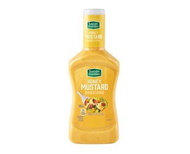 Tuscan Garden Honey Mustard Dressing