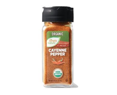 Simply Nature Organic Ground Cayenne