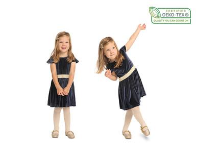Lily & Dan Girls' Holiday Dress View 3