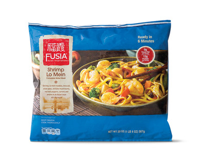 Fusia Shrimp Fried Rice or Shrimp Lo Mein View 2