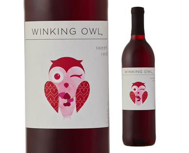 Winking Owl Sweet Red