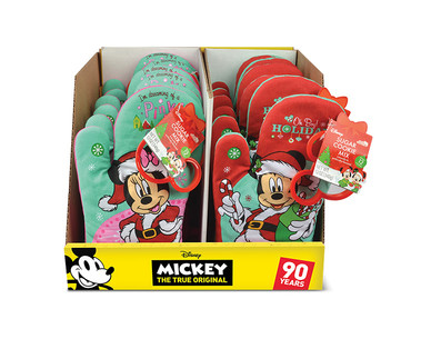 Disney Oven Mitt with Cookie Mix & Cutter View 1