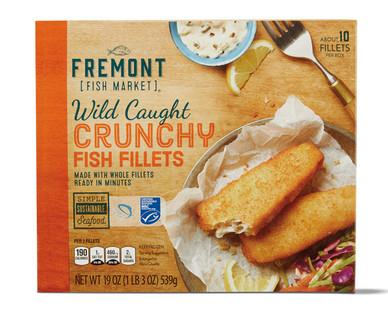 Fremont Fish Market Crunchy Fish Fillets