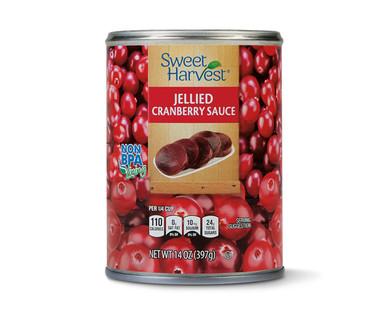 Sweet Harvest Jellied Cranberry Sauce