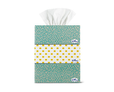 Willow 3-Pack Facial Tissue View 2