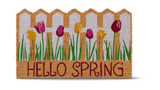Huntington Home Spring Coir Mat