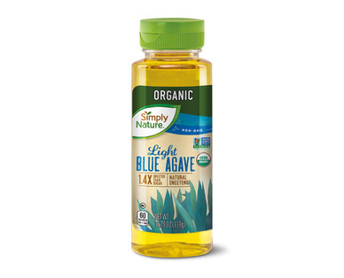 Simply Nature Organic Light Agave Nectar