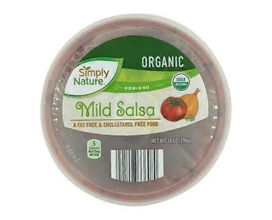 Simply Nature Organic Mild Salsa