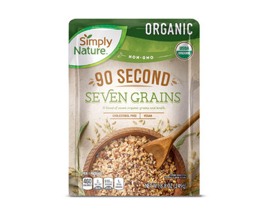 Simply Nature Organic 90 Second Seven Grains