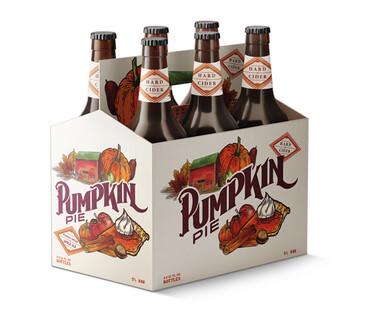 State of Brewing Pumpkin Pie Hard Cider Case