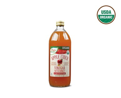 Simply Nature Organic Apple Cider Vinegar with Honey View 1