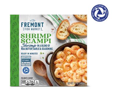 Fremont Fish Market Shrimp Scampi or Lemon Pepper Shrimp View 1