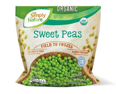 Simply Nature Organic Sweet Peas