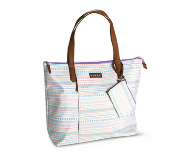 Serra Spring Tote with Coin Purse View 4