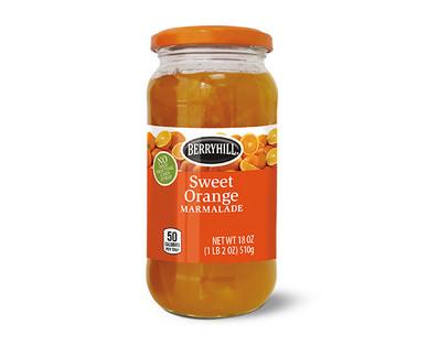 Berryhill Sweet Orange Marmalade