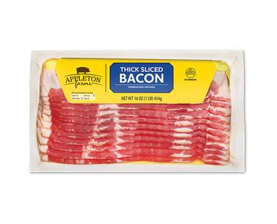 Appleton Farms Thick Cut Bacon