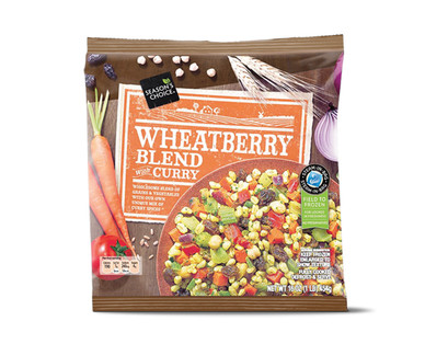 Season's Choice Harvest Grain Blend or Wheatberry Blend with Curry View 2