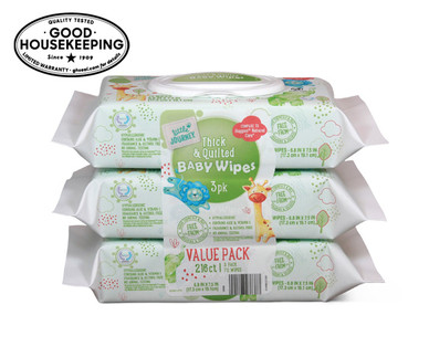 Little Journey Wipes Bundle