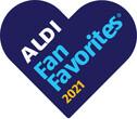 ALDI Fan Favorites 2021 Logo