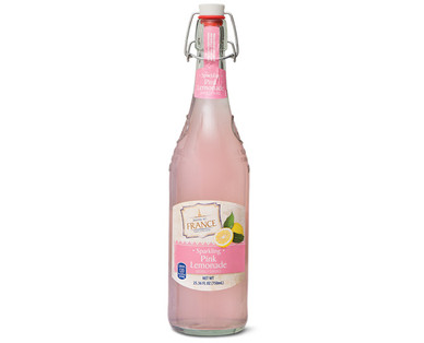 Journey To... Sparkling French Pink Lemonade