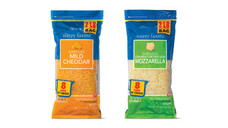 Happy Farms 2-lb. Shredded Mild Cheddar or Mozzarella Cheese. View Details.