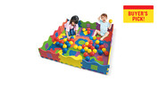 5-in-1 Playset or Foam Ball Pit