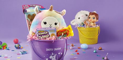 ALDI Easter Baskets