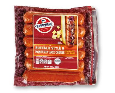 Parkview Buffalo Cheese Smoked Sausage