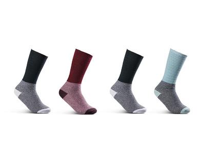 Serra Ladies' 2-Pack Boot Socks View 3