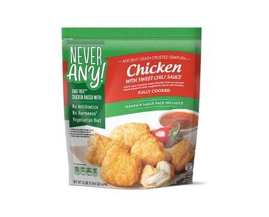 Never Any! Ancient Grain Sweet Chili or Mandarin Orange Chicken View 1