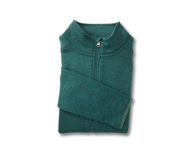 Serra Ladies' Marled Fleece Top View 5