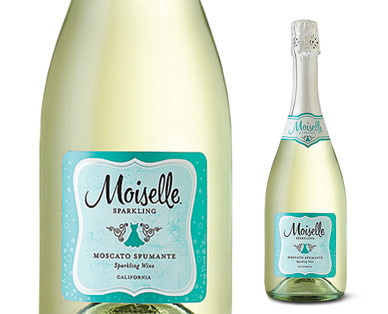 Moiselle Sparkling Moscato Spumante
