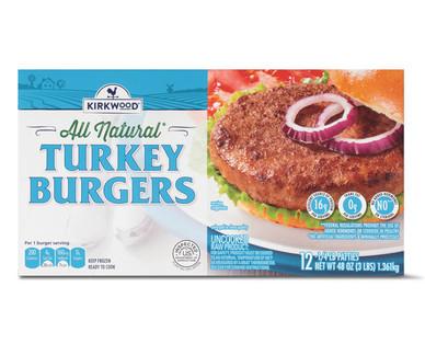Kirkwood Turkey Burgers