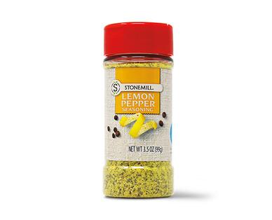 Stonemill Lemon Pepper Seasoning